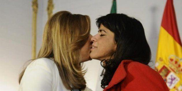 Susana Díaz y Teresa