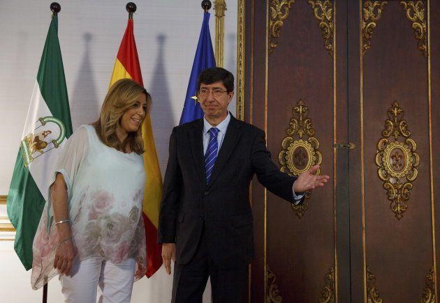 Susana Díaz adelanta las elecciones autonómicas andaluzas al 2 de