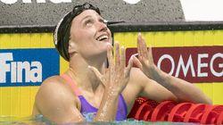 Mireia Belmonte, campeona del mundo de 200 metros