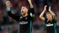 El tuit de Sergio Ramos tras el Bayern-Real Madrid que arrasa en