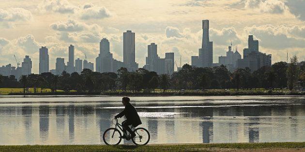 Ir en bicicleta a trabajar disminuye el estrés hasta el