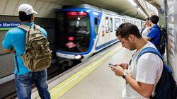 Metro de Madrid reconoce otros dos trabajadores enfermos por
