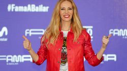 Paula Vázquez se atreve a bailar 'twerking' con los concursantes de