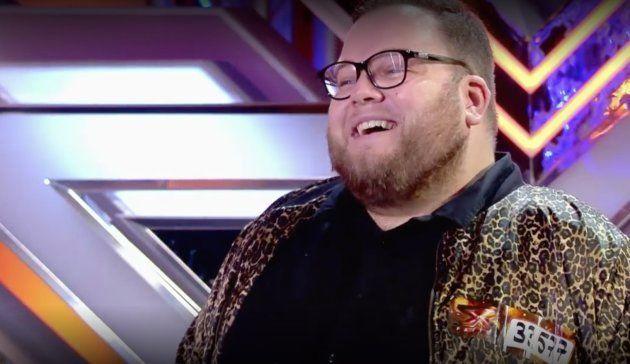 Risto Mejide le da el sí a este concursante de 'Factor X' antes de