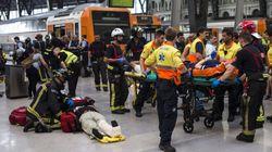 Al menos 40 heridos, cinco de ellos grave, tras el choque de un tren contra el tope de la vía en