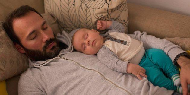 27d1021d5 Los permisos de paternidad superan a los de maternidad en el primer ...
