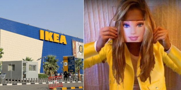 Ikea demuestra a La vecina rubia que salir de una tienda no es tan