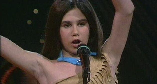 El radical cambio de 'look' de la cantante Tamara que te recordará a una princesa