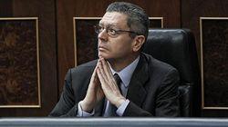 Gallardón, imputado por el caso