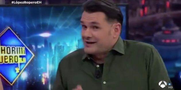 El percance de Iñaki López por el que casi no puede entrar en 'El