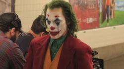 El Joker de Joaquin Phoenix se deja ver en el metro de Nueva