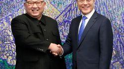 KimJong-un en la reunión de las dos Coreas: