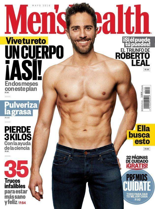 Roberto Leal protagoniza la portada de Men's