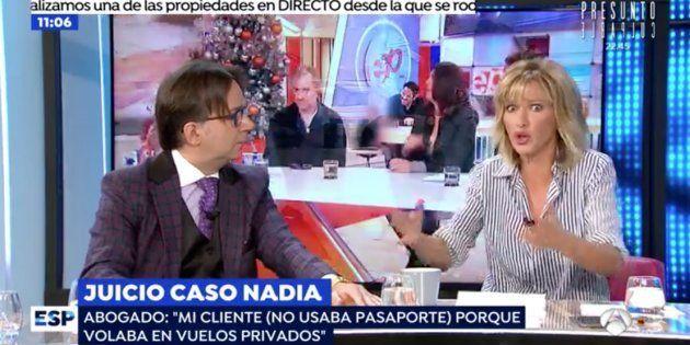 Susanna Griso, indignada como nunca en 'Espejo Público':