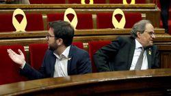 La fractura entre ERC y JxCAT deja al independentismo sin mayoría en el
