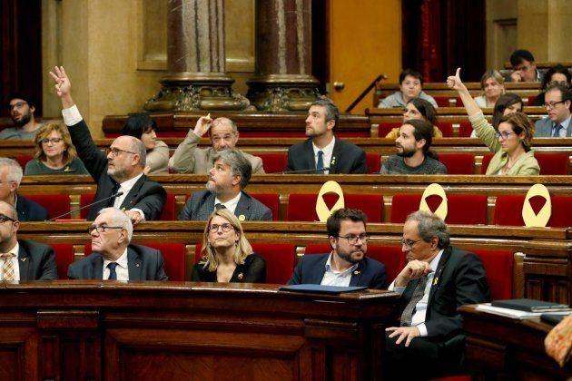 El Parlament, este