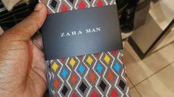 Zara retira unos calcetines tras una acusación de