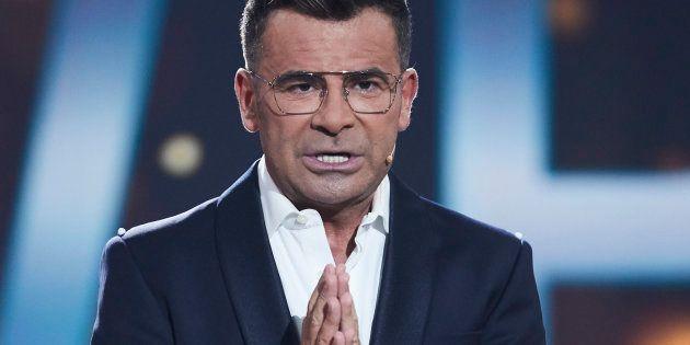 El presentador Jorge Javier