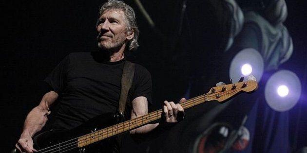 Roger Waters triunfa con el mensaje contra Bolsonaro que ha 'colado' en su