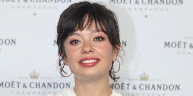 La actriz Anna Castillo se desnuda y