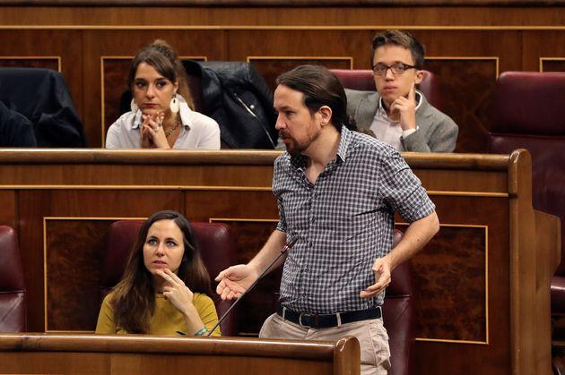 Sesión de control: Casado exige a Ciudadanos una moción de censura contra
