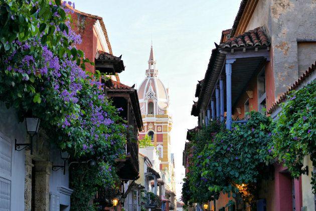 Cartagena de Indias y la Leyenda
