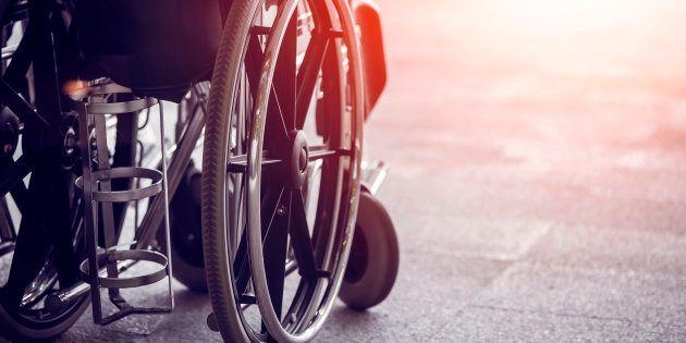 El chiste sobre parapléjicos que te va a hacer