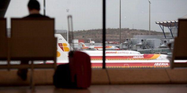 Iberia cancela los vuelos a Venezuela hasta el 2 de