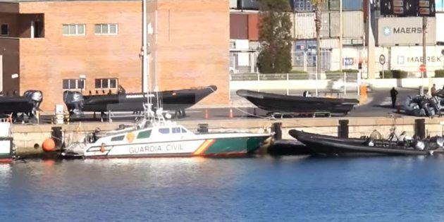 El padre del niño que murió en Algeciras arrollado por una lancha apuñala al piloto de la