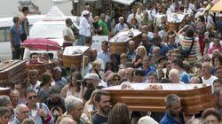 Una de las procesiones más raras del mundo se ha celebrado hoy en
