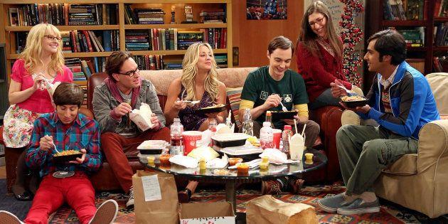 El error en la intro de 'The Big Bang Theory' del que nadie se había