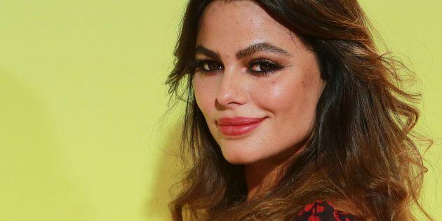 Marisa Jara, en la premier de 'Ola de Crímenes' el 8 de octubre de 2018 en