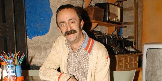 El actor y humorista Santi Rodríguez, ingresado tras sufrir un