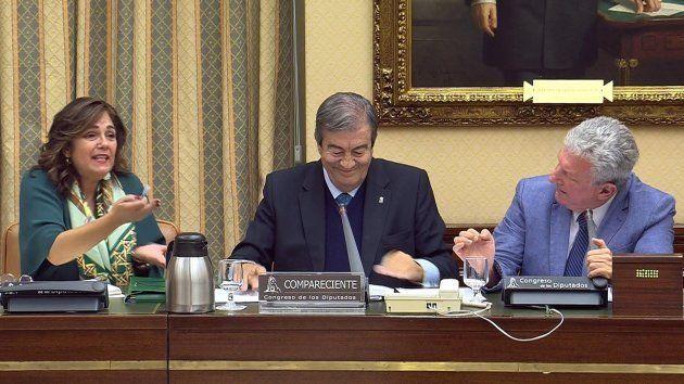 La diputada del PP Beatriz Escudero llama