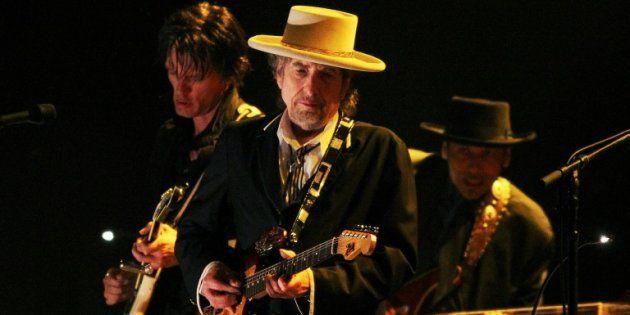 Bob Dylan, en una imagen de