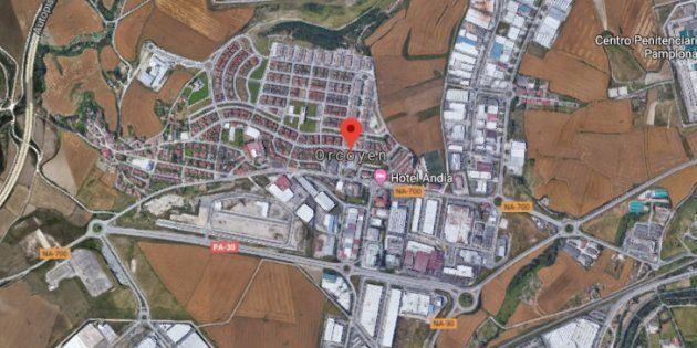 Dos personas mueren tiroteadas en la localidad de Orkoyen