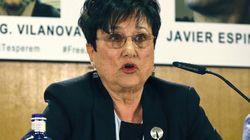 Muere Malén Aznárez, presidenta de Reporteros Sin Fronteras, a los 74