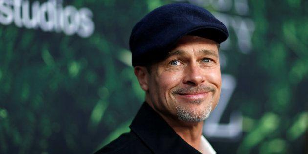 Brad Pitt producirá una película sobre el escándalo de Harvey