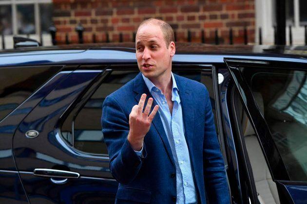 ¿Qué ves en la foto? Esta imagen del príncipe Guillermo no es lo que