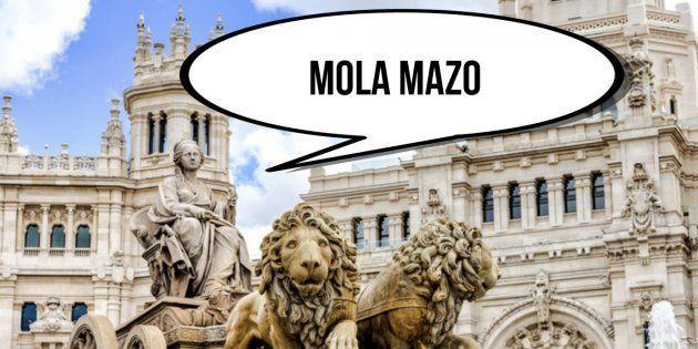 14 palabras madrileñas que molan mazo y todos deberíamos