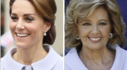 Kate de Cambridge vs. María Teresa Campos: ¿duelo? de