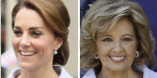 Kate de Cambridge vs. María Teresa Campos: ¿duelo? de