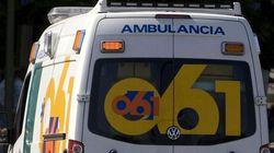 La Policía Local de Zaragoza multa a una ambulancia que atendía de urgencia un posible