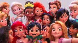 Todas las princesas Disney en el nuevo tráiler de 'Ralph Rompe