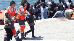 Llegan nueve pateras a costas españolas en menos de 48