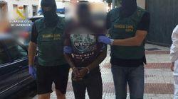 Detenido en el aeropuerto de Madrid por la muerte de la mujer hallada en un vertedero de