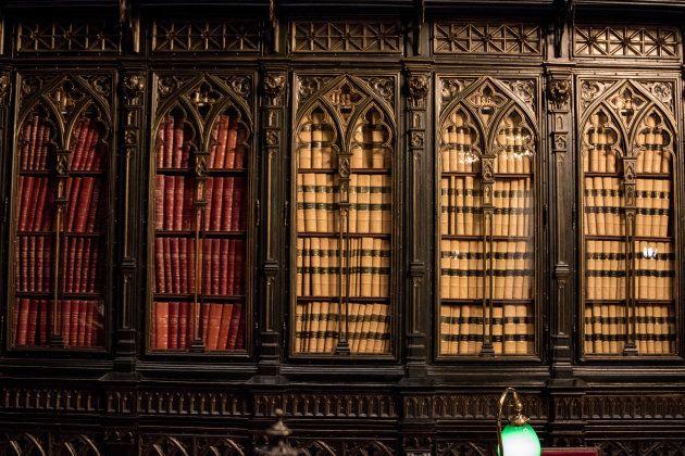 La joya oculta de la biblioteca del