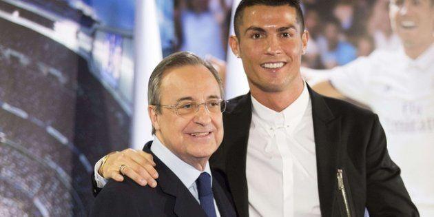 El Real Madrid denuncia al periódico portugués que le acusa de presionar a Cristiano Ronaldo en el caso...