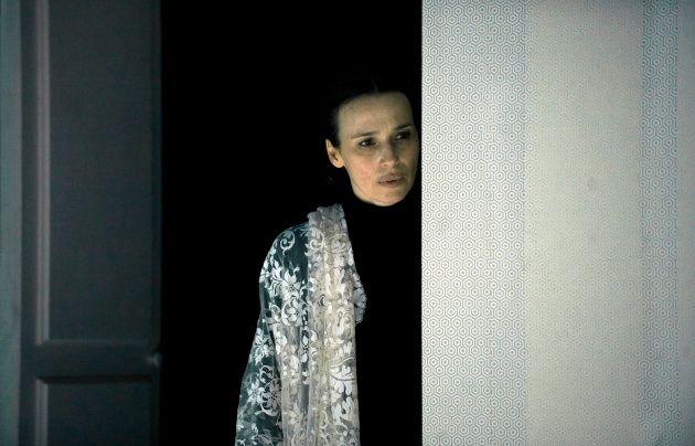 Ariadna Gil como Jane Eyre en el Teatro