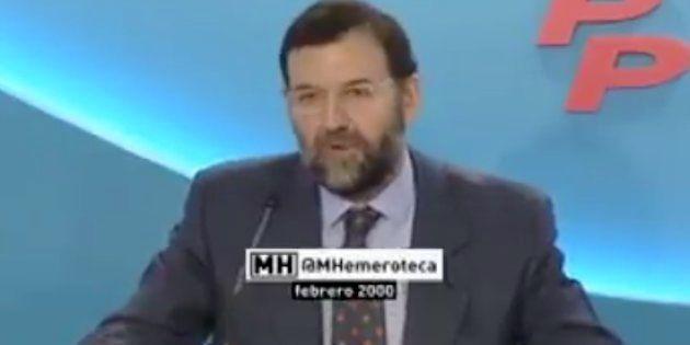 ¿Rajoy no sabía nada de las cuentas del PP? Rescatan un video en el que se demuestra que lo tenía todo